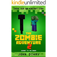 Choose Your Own Minecraft Story: The Zombie Adventure 2: Journey to the Ender