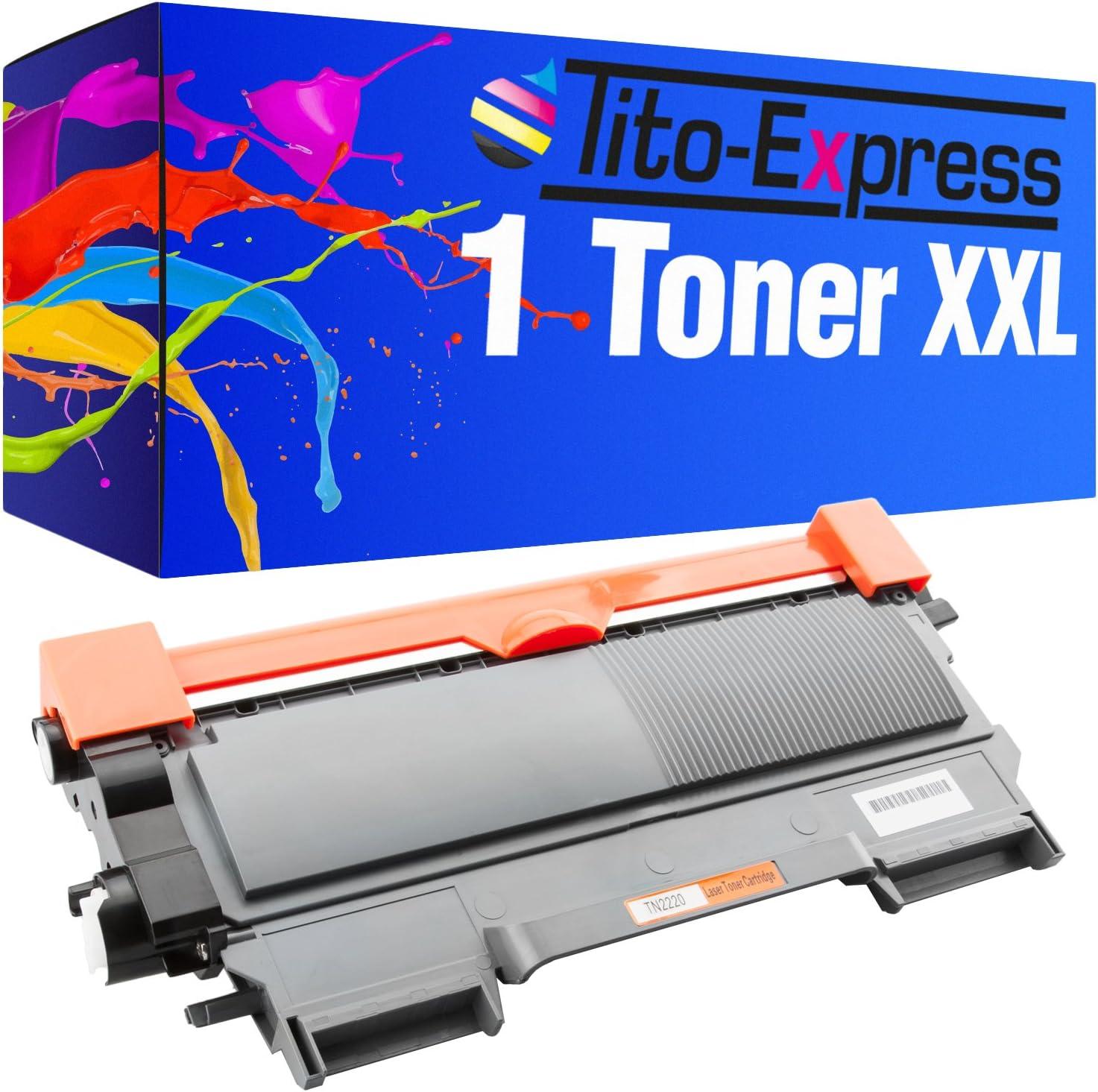 Toner Xxl For Brother Tn 2010 Platinum Serie Black 3 000 Pages Compatible Bürobedarf Schreibwaren