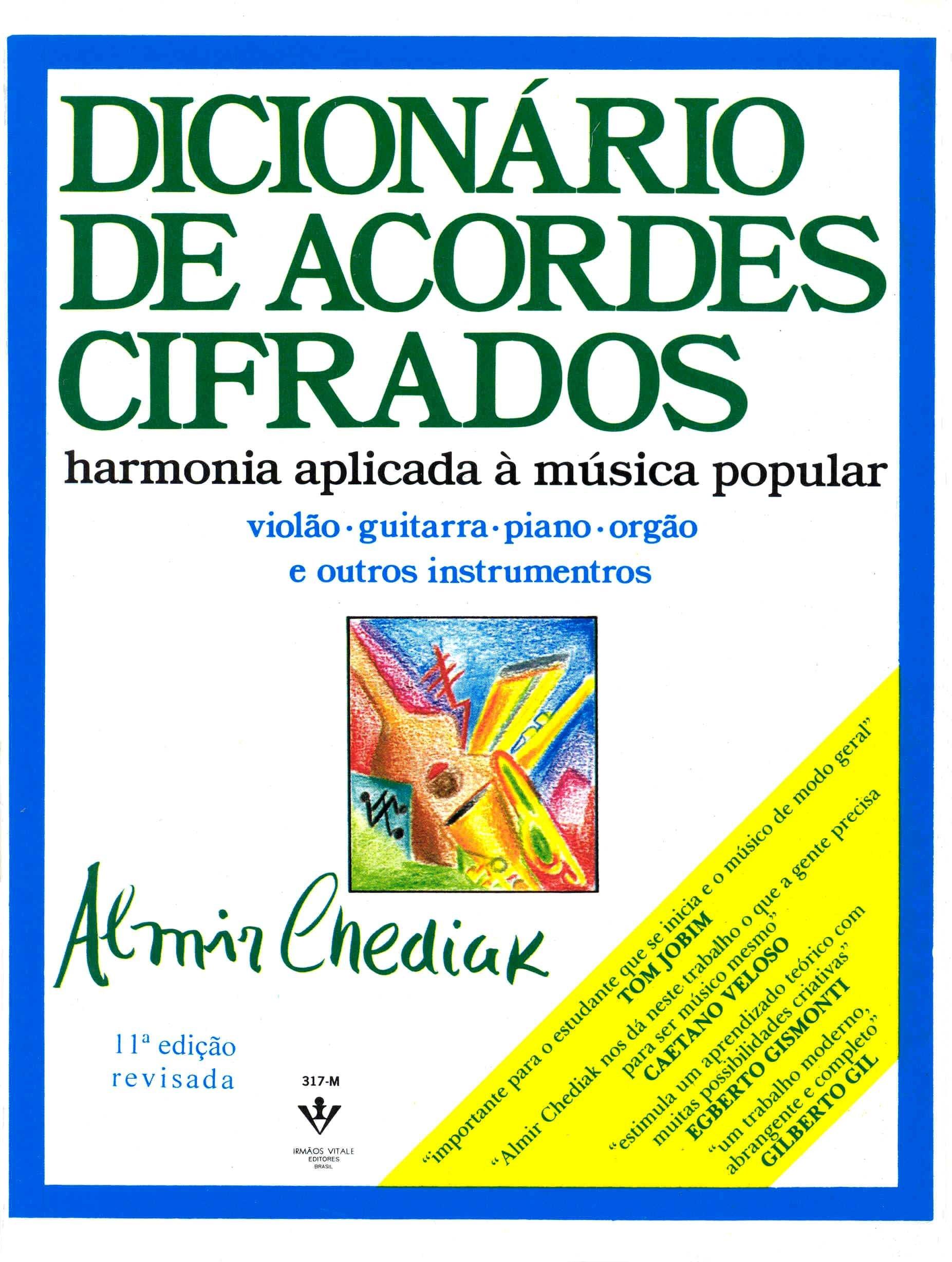 Dicionário de Acordes Cifrados: Vários Autores ...