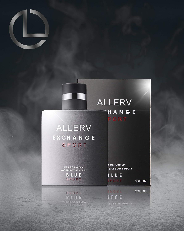 Amazoncom Allerv Exchange Sport Edition 2019 Eau De Parfum Pour