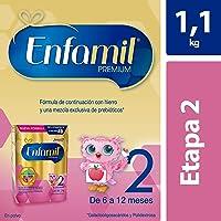 Enfamil 2, 1.1 kg, Fórmula de Continuación para Bebés de 6 a 12 meses