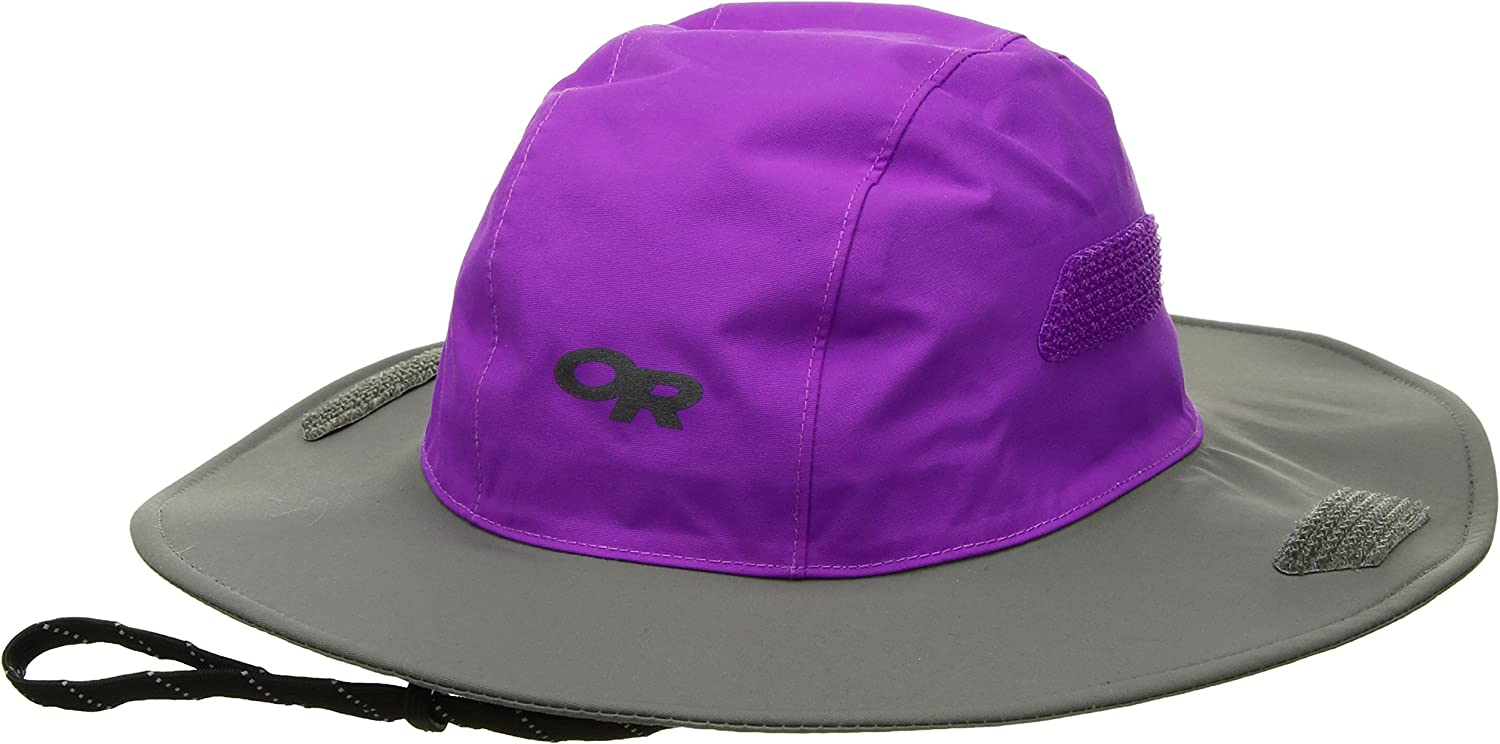 Outdoor Research Kids' Seattle Sombrero - Durable Waterproof Breathable Wicking Protection