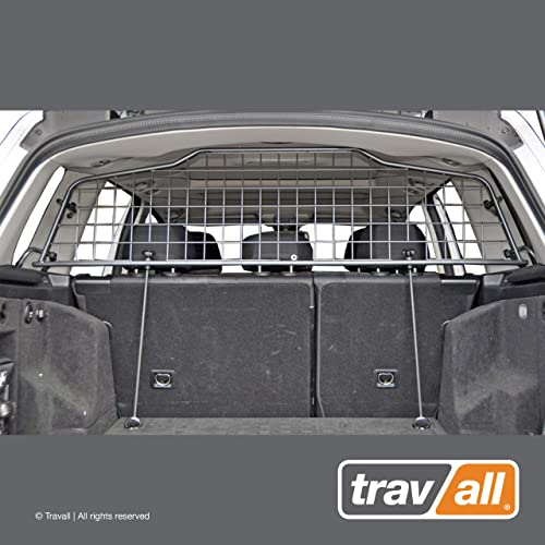 Travall Guard Compatible with Mercedes-Benz GLK-Class X204 2008-2015 TDG1321 – Rattle-Free Steel Vehicle Specific Pet Barrier
