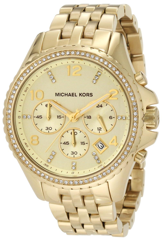 843c70ca4bee Michael Kors Women s MK5347 Pilot Gold Watch  Michael Kors  Amazon.ca   Watches