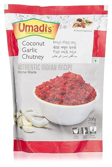 Umadi Bijapur Coconut Garlic Chutney, 200 g (Set of 2)