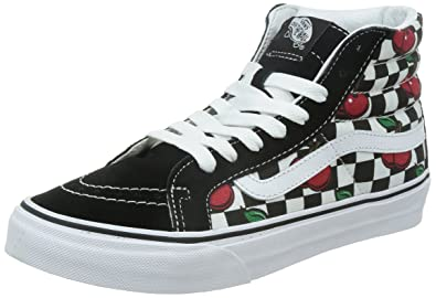 5fc0aa9977 Image Unavailable. Image not available for. Color  Vans SK8-HI Slim ...