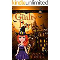 The Guilty Party (Back Room Bookstore Cozy Mystery Book 2)
