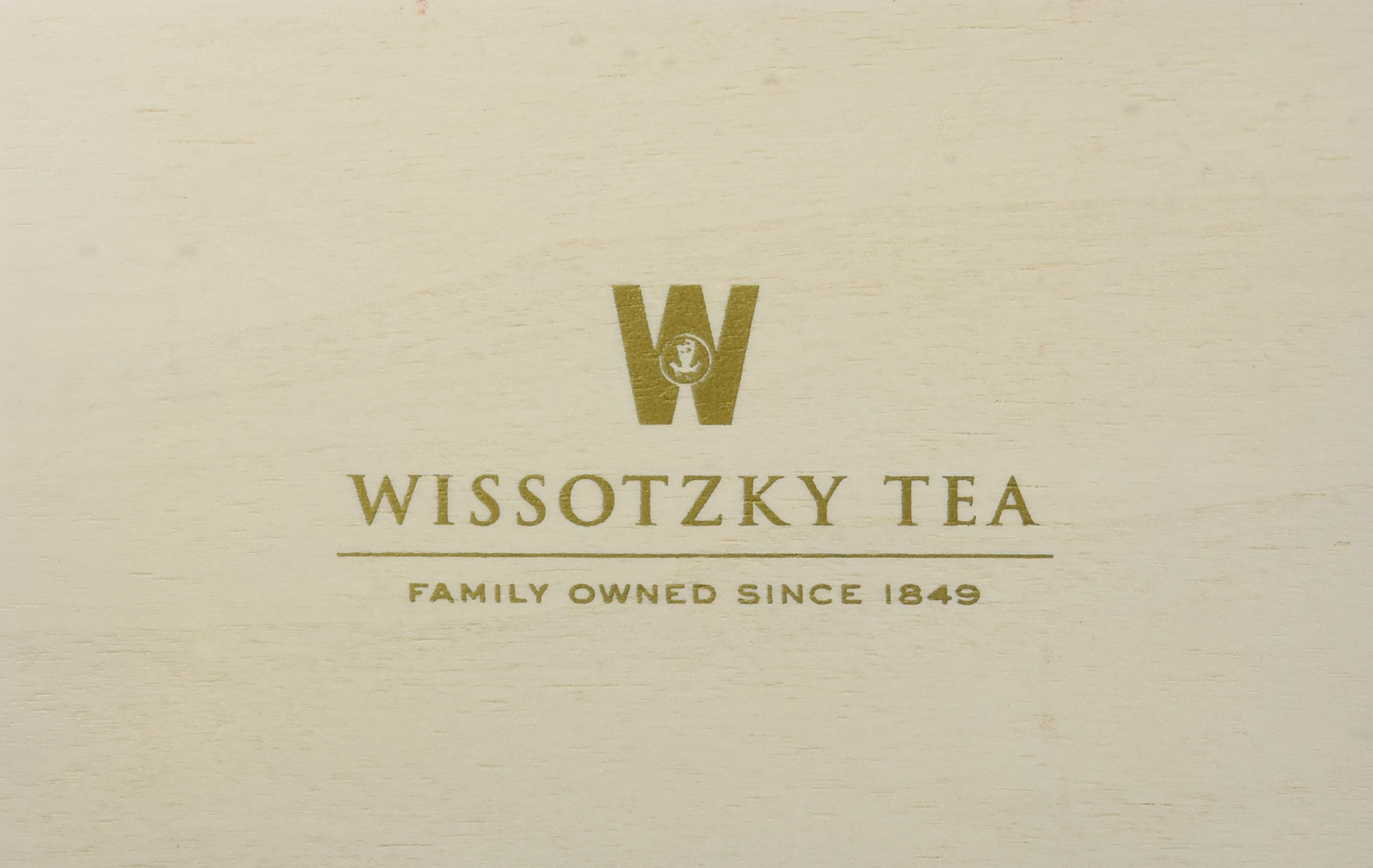 Wissotzky Mini Magic Gift Chest (4 Flavors), 2.09-Ounce Box