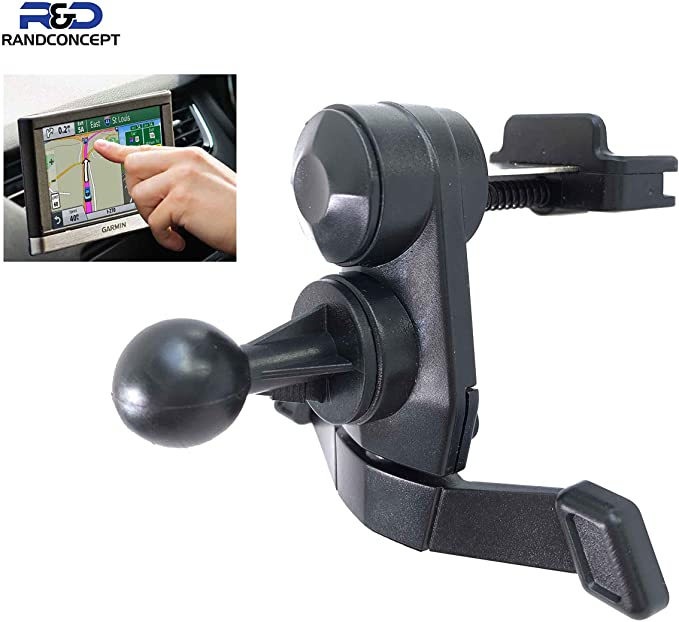 New Universal Car Vehicle Air Vent Mount Holder Support Clip For Garmin Nuvi GPS