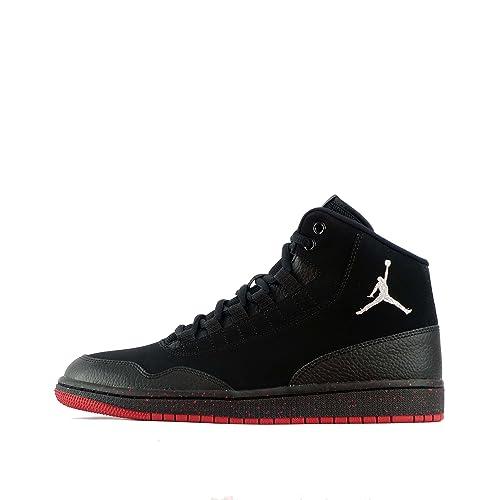 Scarpe Jordan - Executive Prem nero/argento/rosso formato ...
