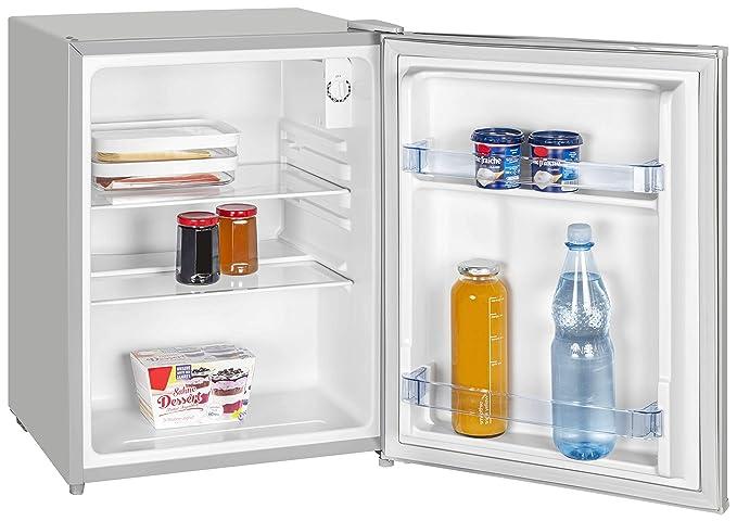 Mini frigorífico sin congelador Minibar 58 L A++ 62 cm alto gris ...