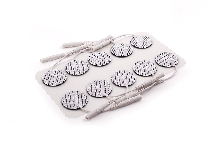 TensCare E CM Pack de electrodos redondos mm