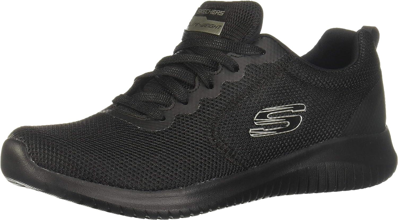 Skechers Ultra Flex-Free Spirits, Zapatillas para Mujer