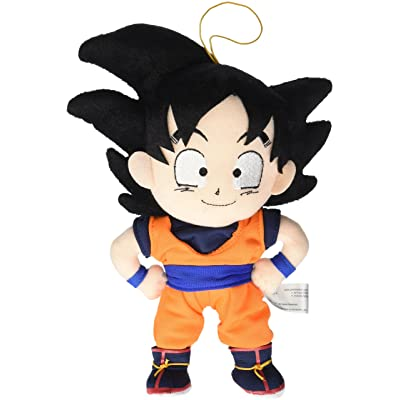 "Dragonball 9"" Goku Plush Toy Plush Doll: Toys & Games"