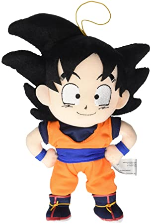 Dragon Ball * Son Goku Peluche Figura (22cm) - original & licensed