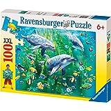 Ravensburger Dolphin Trio - 100 Pieces Puzzle
