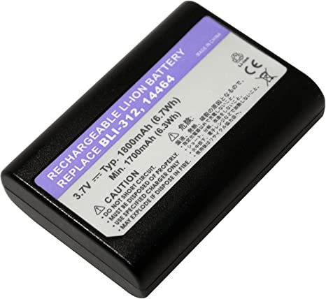 Schnelladegerät batería en el set para Leica bm8 m8 m8.2 m9 m9p udm 14464 bli-312