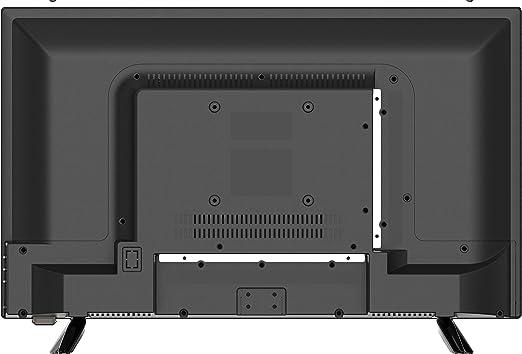 Linsar 24LED900S Televisor LED HD de 24 Pulgadas, Triple Tuner, HDMI, USB, Ci +, Clase energética Negra A: Amazon.es: Electrónica