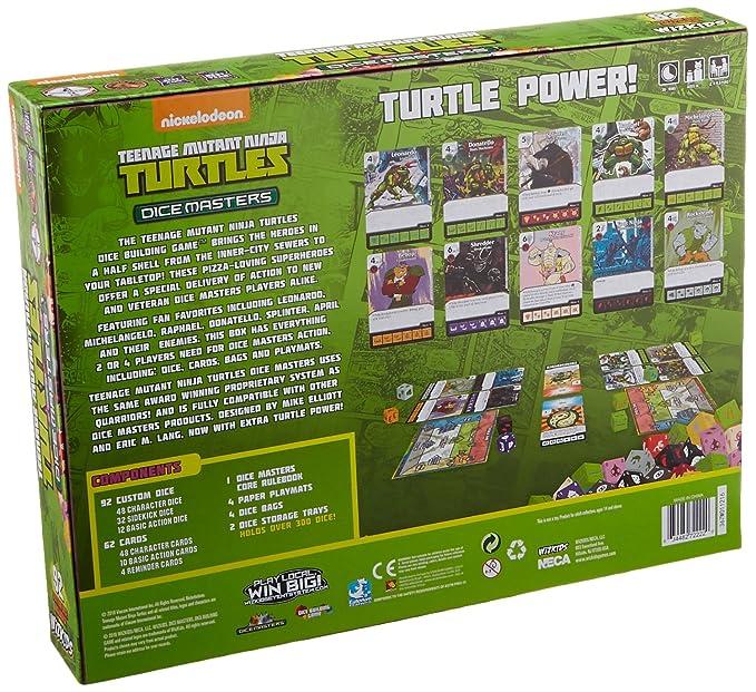 Dice Masters: Teenage Mutant Ninja Turtles - Box Set: Amazon ...