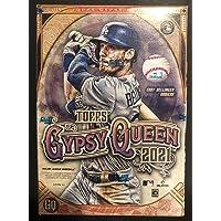 $29 » 2021 Topps Gypsy Queen MLB Baseball BLASTER Box (7 pks/box)