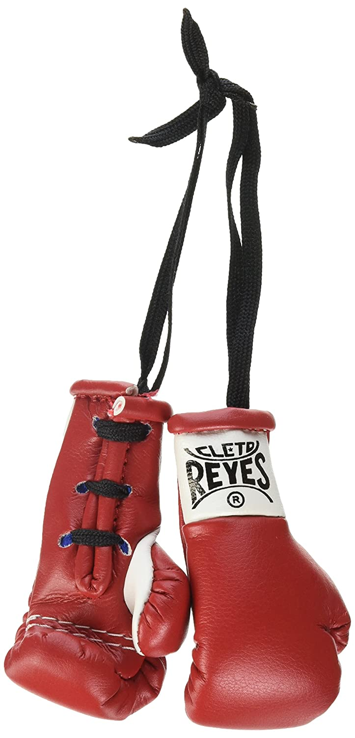 Cleto Reyes Mini Boxing Gloves, Black REMINI BLACK