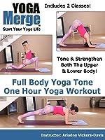 Yoga Workout | Full Body Yoga Tone [OV]