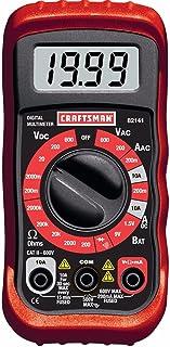 amazon com craftsman 3482146 compact multimeter kit home improvement rh amazon com Craftsman Multimeter 82139 craftsman 82345 multimeter manual