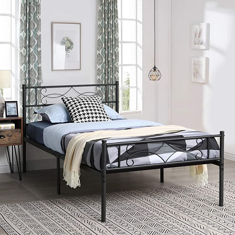 Reasons You Should Get a Queen Size Metal Platform Bed Frame with Headboard