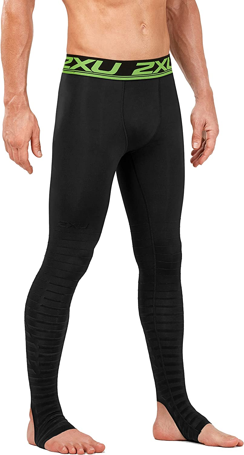 Image of 2XU Men's Elite Power Recovery Compression Tights