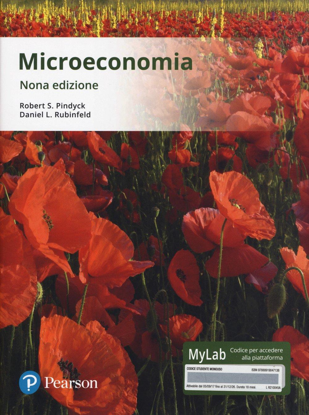 Microeconomia pyndik