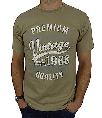 1968 Vintage Year - Aged To Perfection - 50 Cumpleaños Años ...