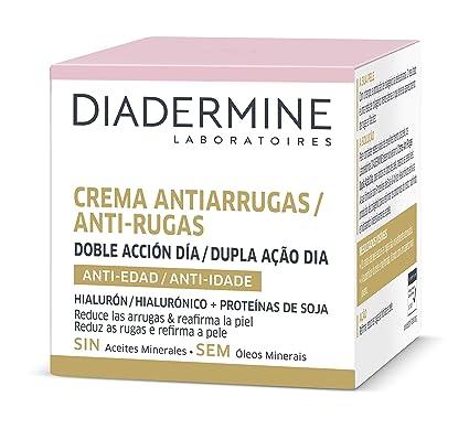 Diadermine - Crema de dia Antiarrugas - Cuidado Esencial - 50 ml