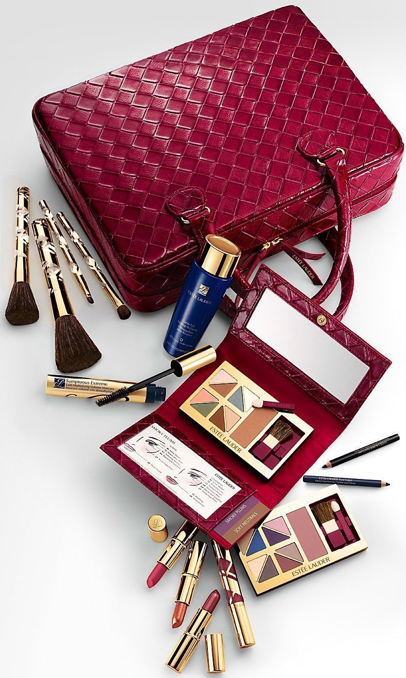 Estee Lauder 2012 Blockbuster Ultimate Color Makeup Gift Set