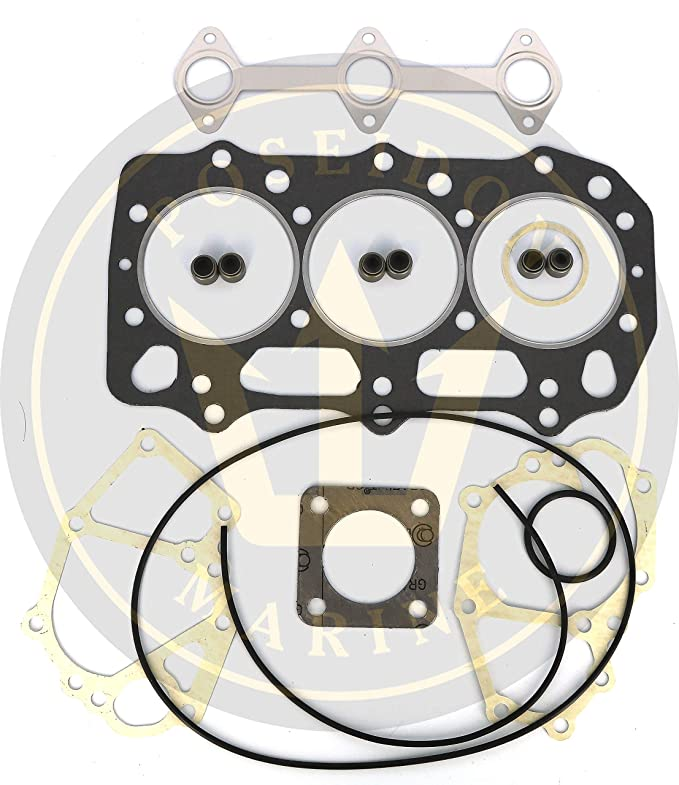 Head gasket set for Volvo Penta MD2030A MD2030B MD2030C MD2030D RO 3580309