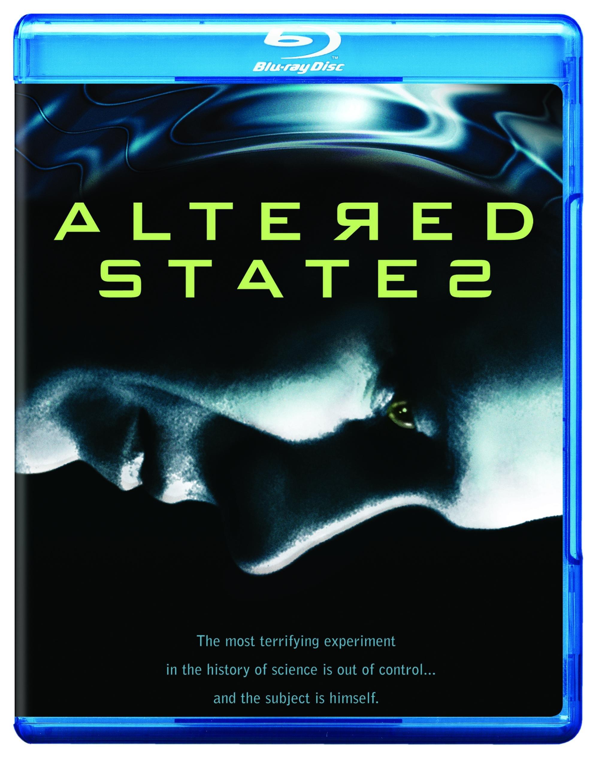 Blu-ray : Altered States (Blu-ray)