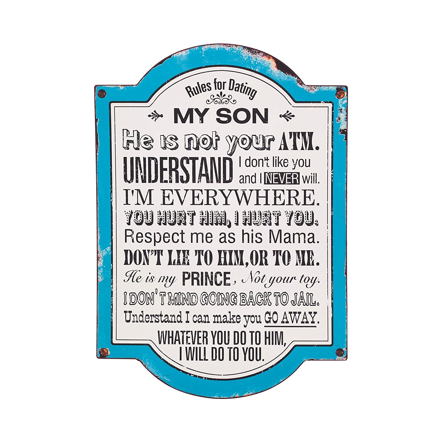Dating my son