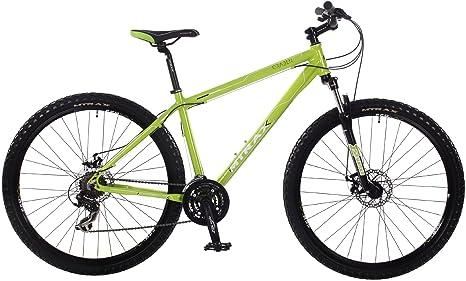 Raleigh Graben - Bicicleta de montaña para Hombre, Talla S (153 ...