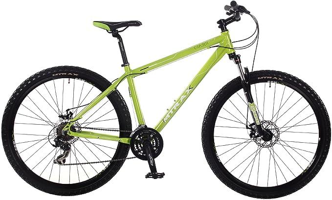 Raleigh Graben - Bicicleta de montaña para Hombre, Talla L (173 ...
