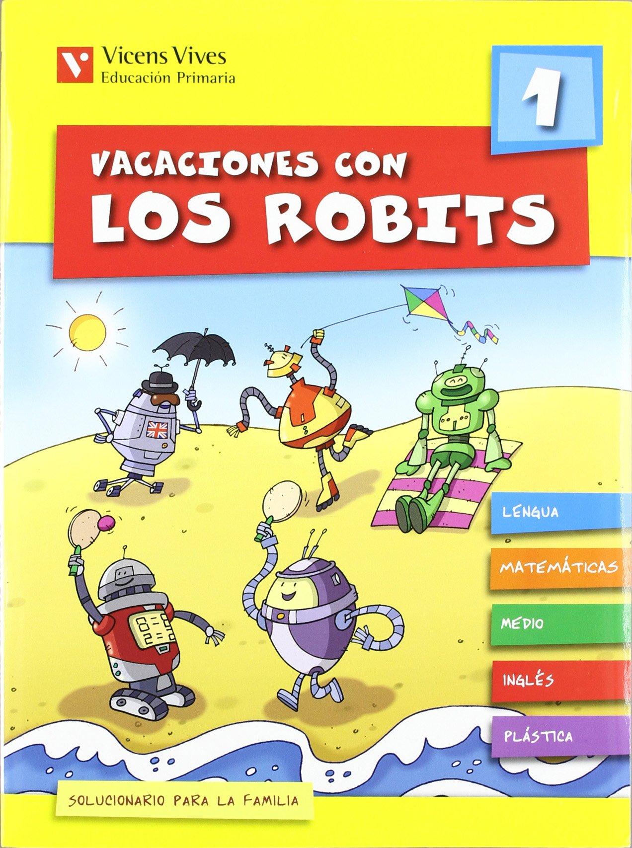 Vacaciones Con Los Robits 1+ Solucionario PDF