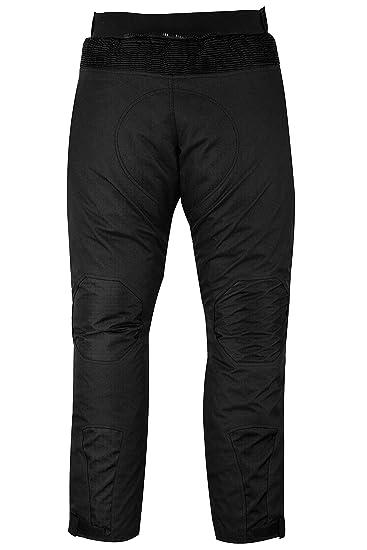 1526b352 German Wear GW350T - Pantalones de Moto, Negro, 52 EU/L: Tamaño de la  cintura - 100 cm: Amazon.es: Coche y moto