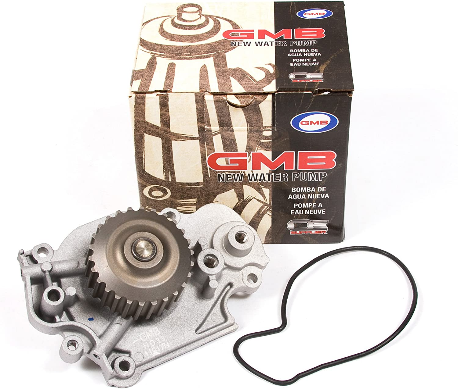 Evergreen TBK226VC Fits 93-01 Honda Prelude H22A1 H22A4 Timing Belt Kit Valve Cover Gasket GMB Water Pump