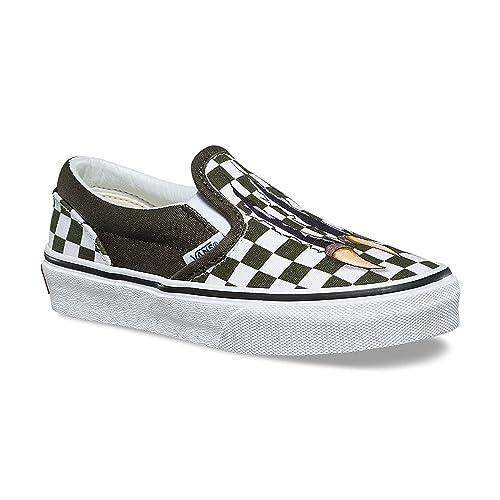 Vans Kinder Schuhe UY Klassiker Slip ON VA32QIUDX: Amazon.de: Schuhe ...