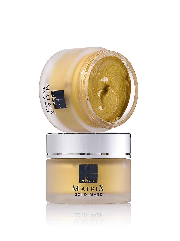 Dr Kadir Matrix Gold Mask (1.69 fl.oz) Dr.Kadir