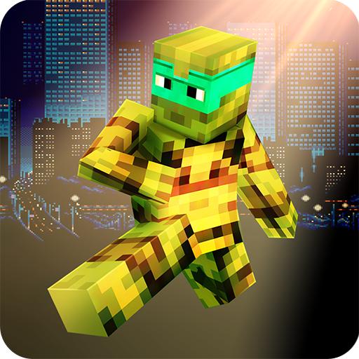 Cube Turtle Hero and Cube Ninja: Amazon.es: Appstore para ...