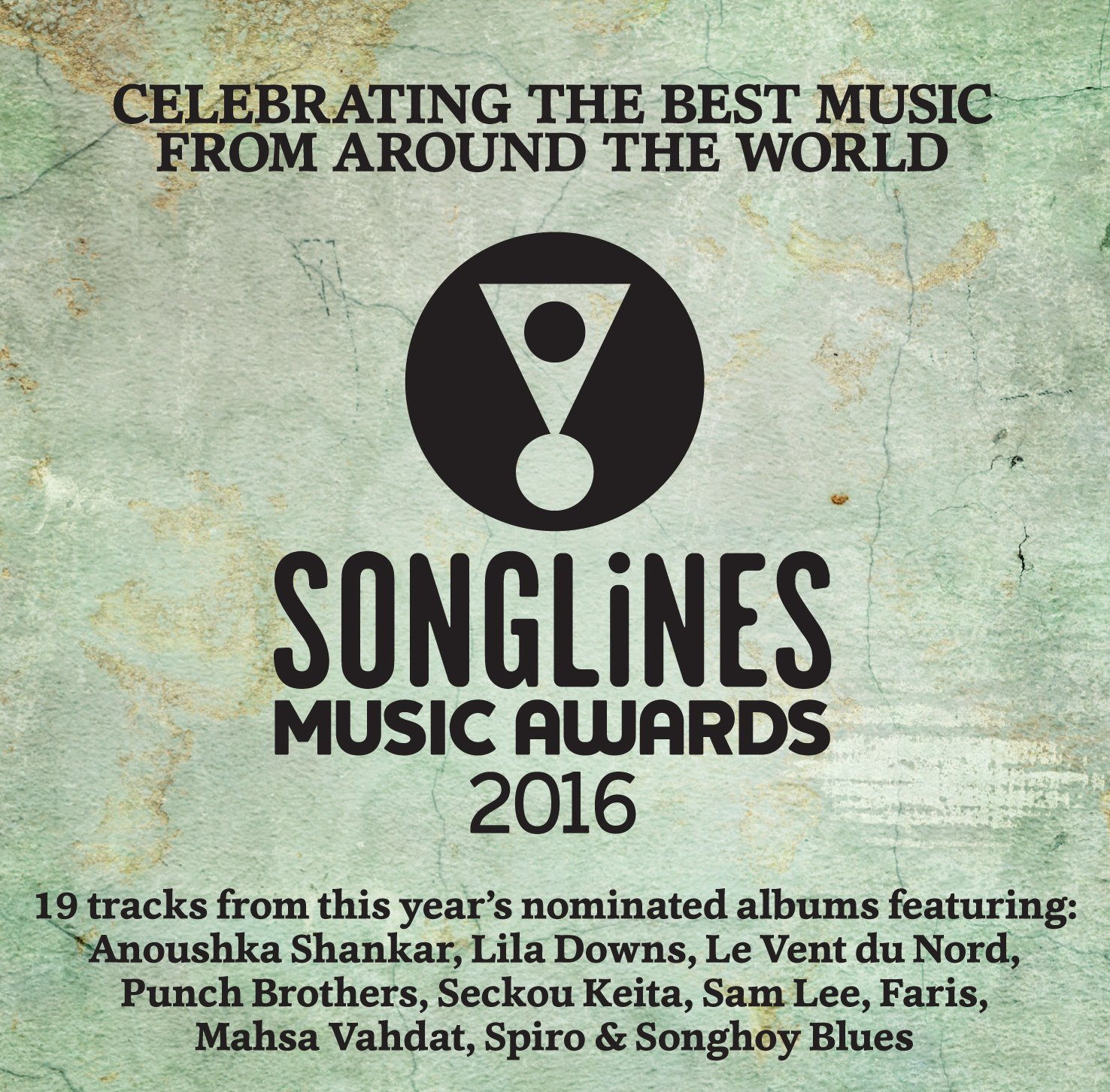 Songlines Music Awards 2014