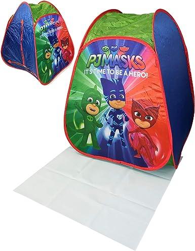 PJ Masks Tienda de campaña desplegable para niños