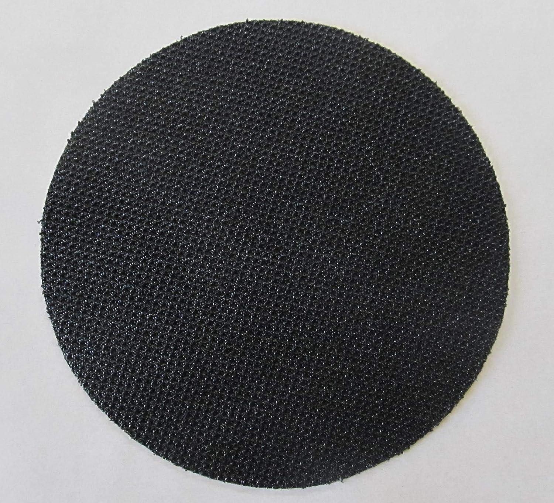 di/ámetro 55 mm para reparar discos de pulido Repuesto de velcro para discos de lijado autoadhesivos plato de apoyo 200 mm