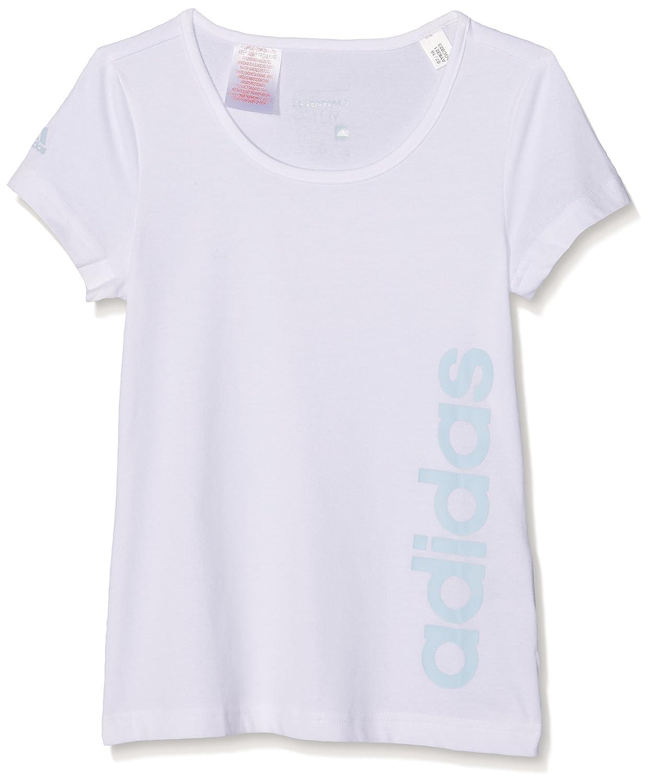 adidas Yg ESS Lin tee - Camiseta para niñas adidas Performance AY8320