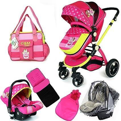 i-Safe sistema – Mea Lux Trio sistema de viaje Cochecito de bebé y silla