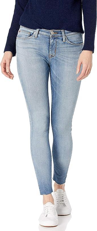 Hudson Jeans Womens Nico Mid-Rise Super Skinny 5-Pocket Jean